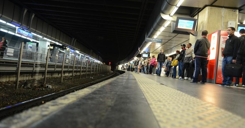 Le trafic perturbé pour le deuxième jour de grève à la SNCF
