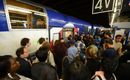 Grève sur la ligne U : un train sur deux en circulation pour ce lundi