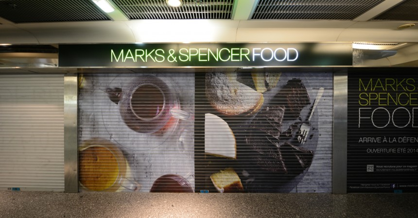 Le Mark and Spencer Food ouvrira le 25 juin