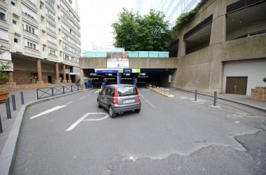 Le parking Coupole Regnault se refait une beauté