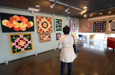 Notre Dame de Pentecôte accueille l'exposition de l'artiste Marie Paul