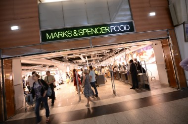 Levée de rideau sur le premier Mark and Spencer dédié au « food »