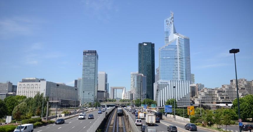 Quand le maire de Neuilly-sur-Seine rêvait d'un pont habité entre sa ville et La Défense