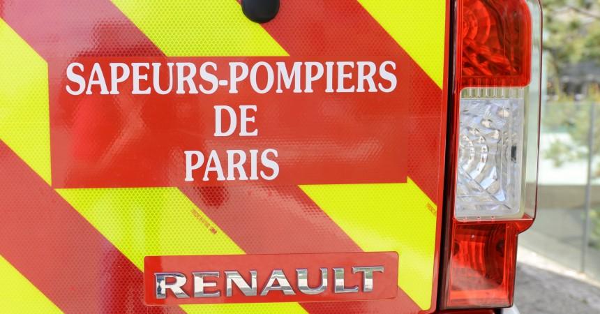 Les pompiers interviennent pour stopper une fuite d'eau à la résidence Leclerc