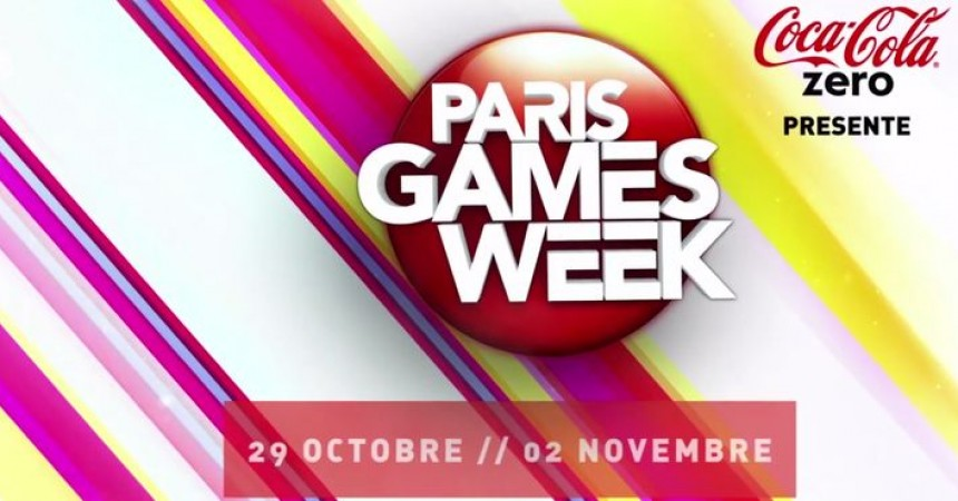 Les 4 Temps vous invitent à Paris Games Weeks