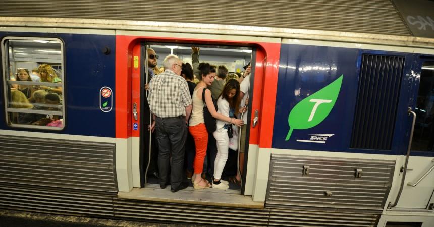 SNCF : Troisième journée de grève sur les lignes L et J