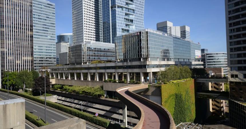 Vinci Park prend 6 125 m2 dans l'immeuble Ile-de-France