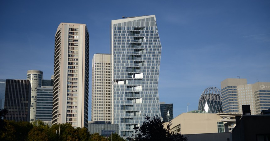 AXA IM prend 26 288 m² dans la tour Majunga