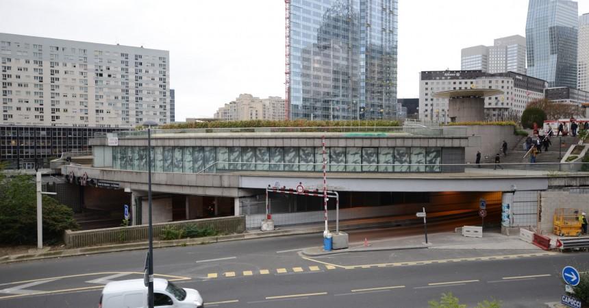Defacto lance un appel à projet pour réaménager l'entrée de l'Esplanade