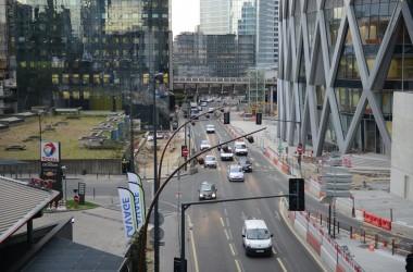 Travaux sur le boulevard Circulaire : Fermeture et perturbations à prévoir
