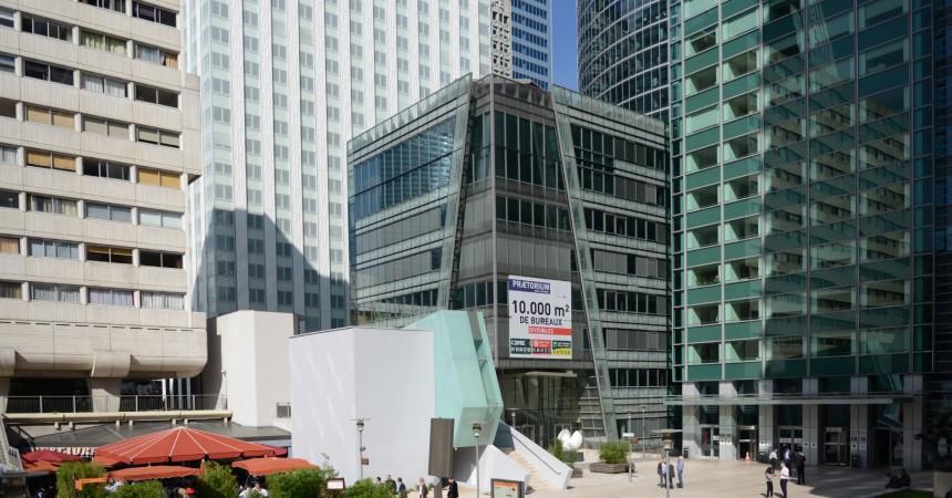 La cloche d'Euronext sonnera dès avril 2015 depuis l'immeuble Praetorium à La Défense