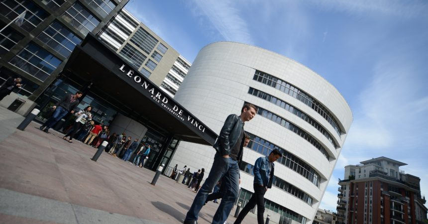 Aveva signe un partenariat avec l'Ecole Supérieure d'Ingénieurs Léonard de Vinci