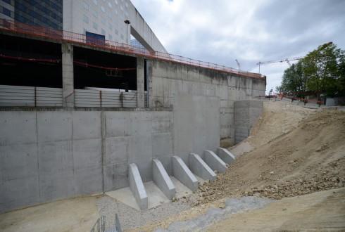 Le chantier Sky Light le 18 mai 2015 - Defense-92.fr