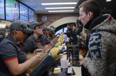 Le futur Burger King de La Défense recrute ses équipes