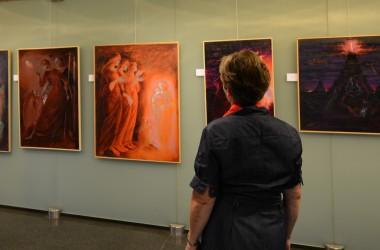 L'Eglise Notre-Dame de Pentecôte accueille l'exposition « Crépuscule Aurore »
