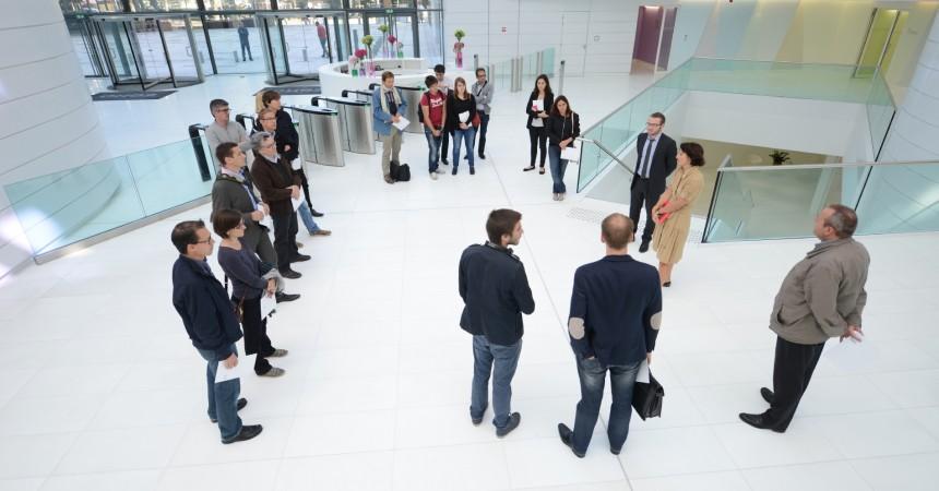Le CDT 92 vous ouvre les portes des entreprises des Hauts de Seine