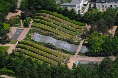 Fermeture du parc Diderot jusqu'au printemps 2016 pour rénovation
