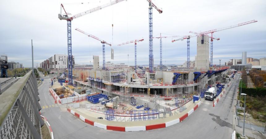 Les photos des chantiers sont de nouveau disponibles