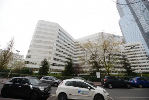 La rénovation de l'immeuble Ampère le 1er décembre - Defense-92.fr
