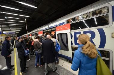 Journée de galère sur la ligne A du RER après un arrêt de travail des conducteurs