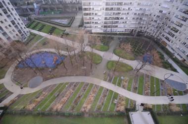 Le square Henri Regnault ferme désormais la nuit