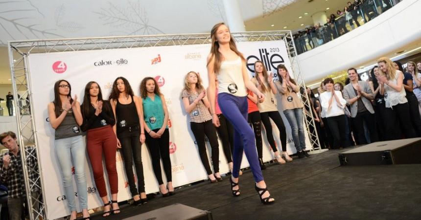 Le casting Elite Model Look revient aux 4 Temps