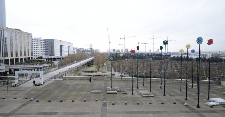Nexity et les Nouveaux Constructeurs lancent simultanément leur programme de logements à l'arrière de l'Arche