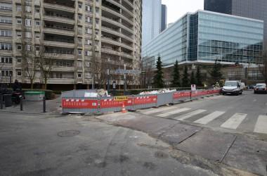 Attention aux travaux de fibre optique sur la rue Henri Regnault