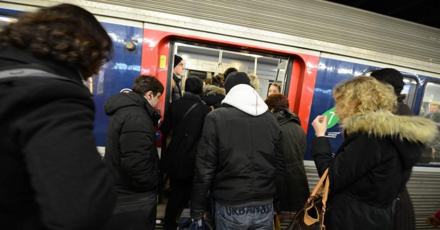 Grève sur le Transilien : un train sur deux en circulation sur les lignes L et U ce mardi 26 avril