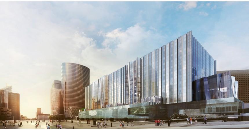 L'immeuble Elysées La Défense va se métamorphoser en Zéphyr
