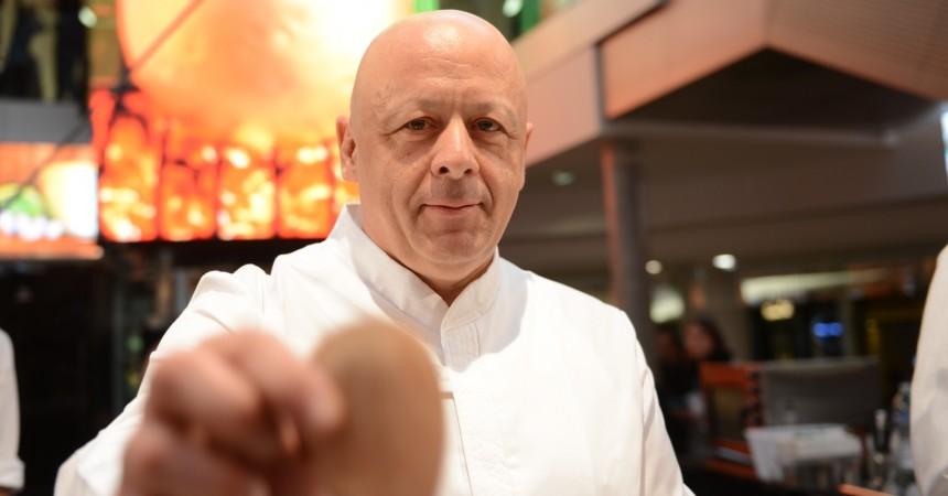 Thierry Marx revient faire son show culinaire aux 4 Temps