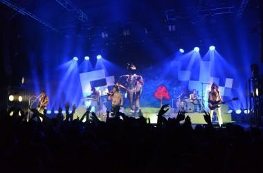 Shaka Ponk enflamme le public du festival Chorus