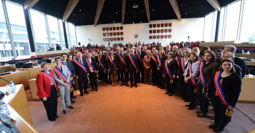 Patrick Devedjian réélu sans surprise à la présidence des Hauts-de-Seine