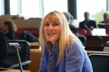 Aurélie Taquillain prend la présidence du CDT 92