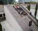 Defacto va remplacer six anciens escalators dans le quartier