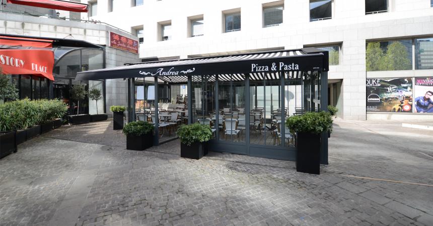 Le restaurant Andrea pour remplacer le Planet Sushi au cours Michelet