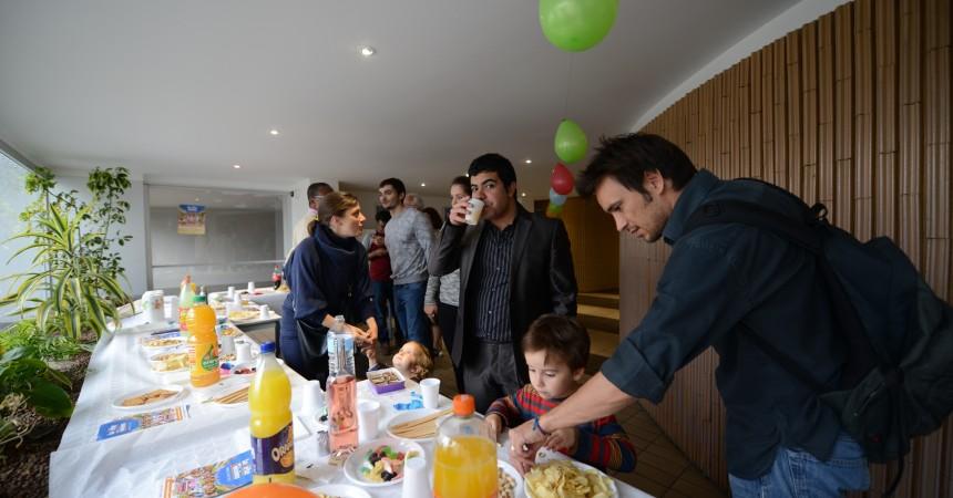La fête des voisins « un peu » célébrée à La Défense