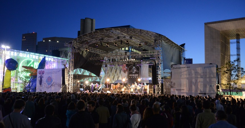 Les inscriptions pour le concours La Défense Jazz Festival sont ouvertes