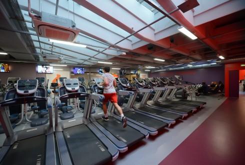 L'espace cardio-training de la salle de sport Neoness - Defense-92.fr