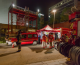 """Un camion prend feu dans le tunnel de La Défense """"pour de faux"""" à l'occasion d'un exercice"""