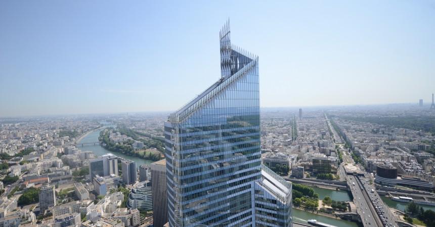 Axa IM rachète la tour First pour 800 millions d'euros