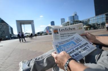 Le Parisien, Aujourd'hui en France et Les Echos pourraient s'implanter à La Défense
