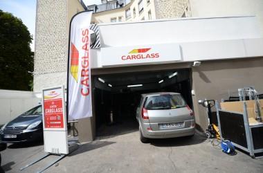 Carglass ouvre un centre de réparation aux portes de La Défense