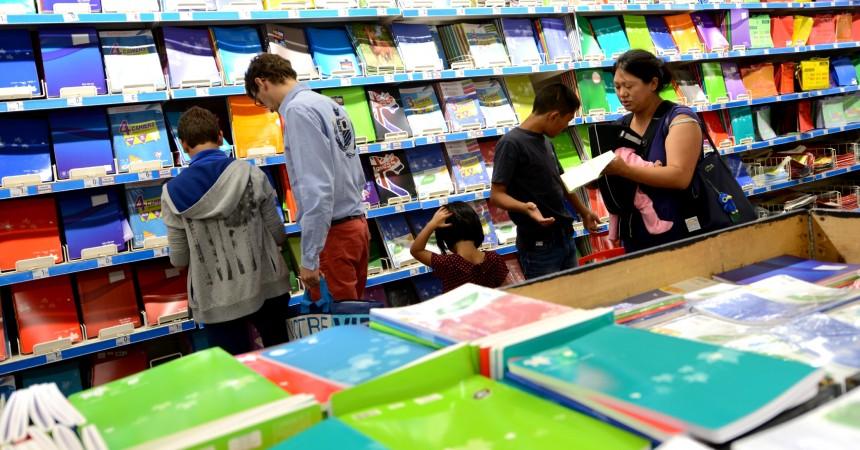 Rentrée scolaire : l'hypermarché Auchan des 4 Temps sera ouvert toute la journée du dimanche 3 septembre