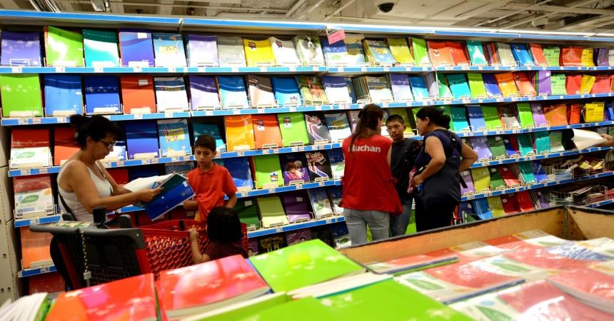 L'hyper Auchan ouvert le 6 septembre pour le premier dimanche de la rentrée