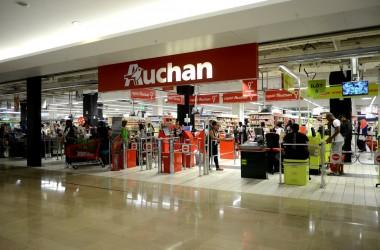 L'hyper Auchan ouvert le dimanche 13 décembre