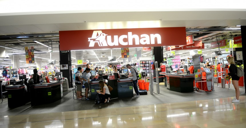Auchan et Monoprix ouverts ce dimanche 20 décembre