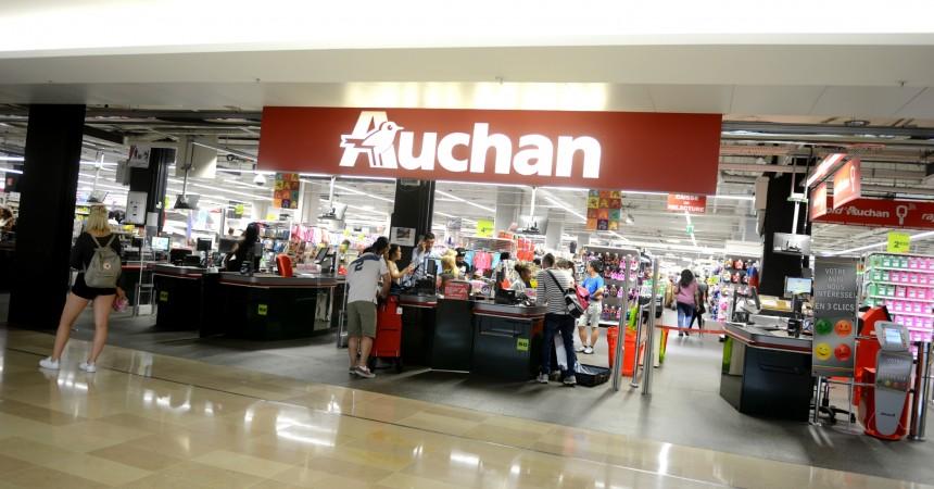 L'hyper Auchan sera ouvert le dimanche 29 novembre