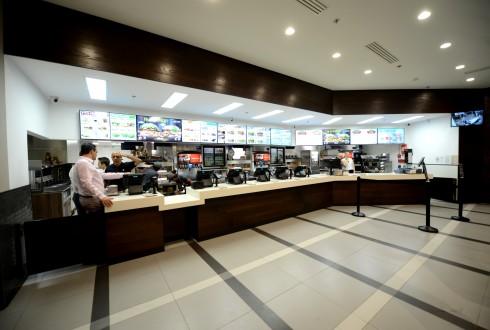 Le Burger King des 4 Temps - Defense-92.fr