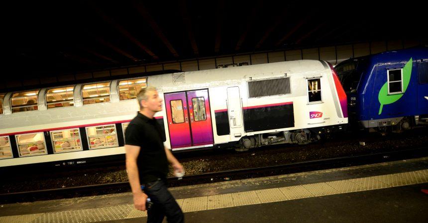 Le trafic de la ligne U interrompu ce weekend entre La Défense et St-Cloud